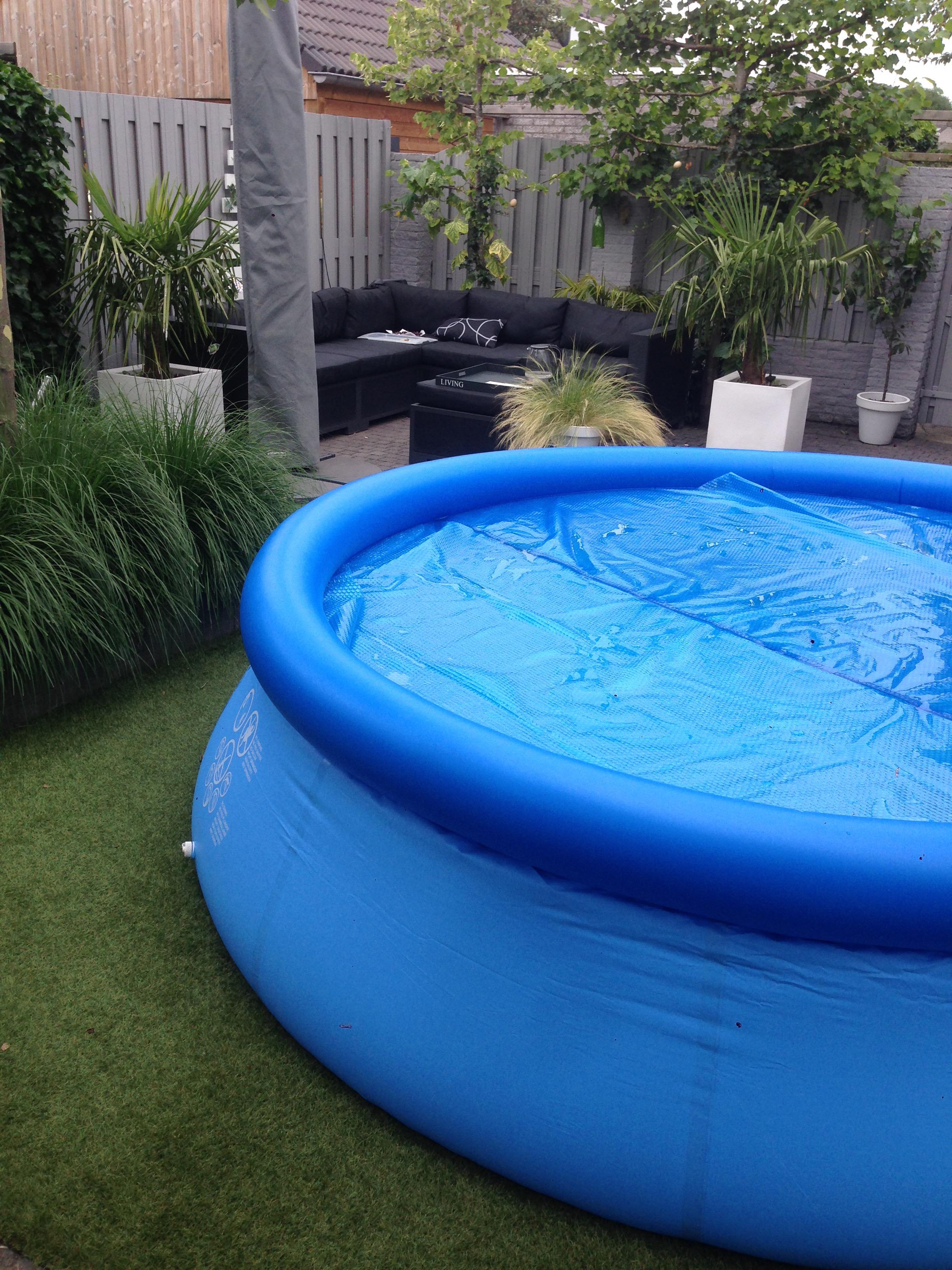 Wel of niet rendabel om een zwembad op te zetten in je for Zwembad rechthoekig met pomp