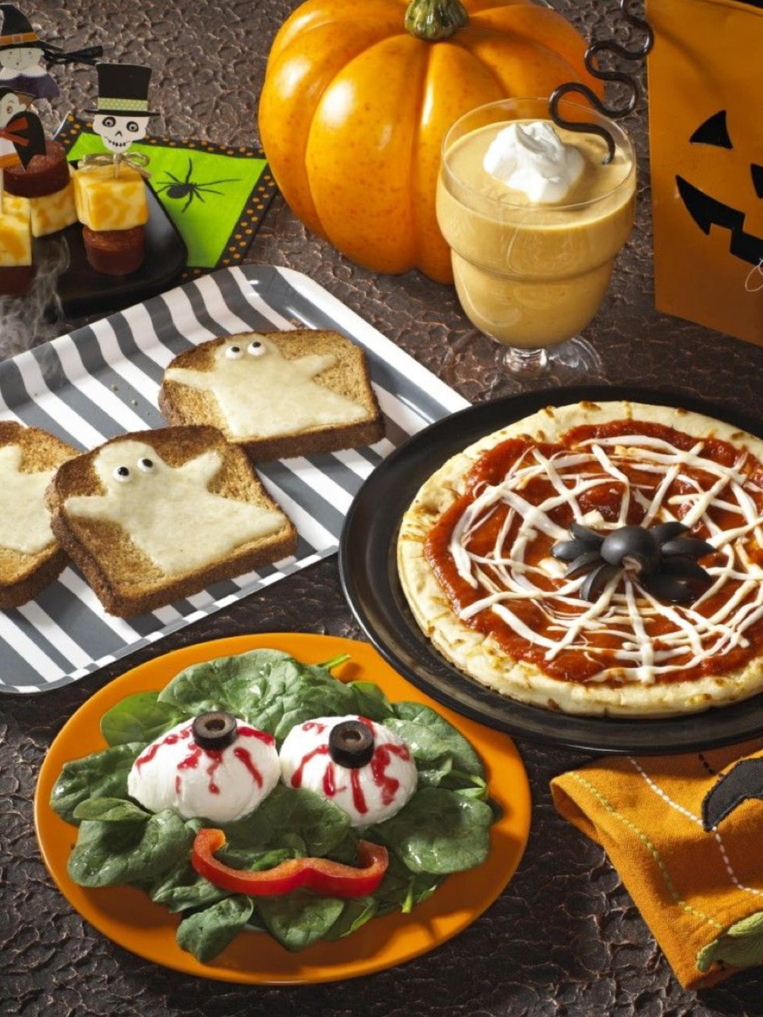 Halloween Eten Kinderen.Boodschappen Ivm Halloween Wat Eten Wij Morgen